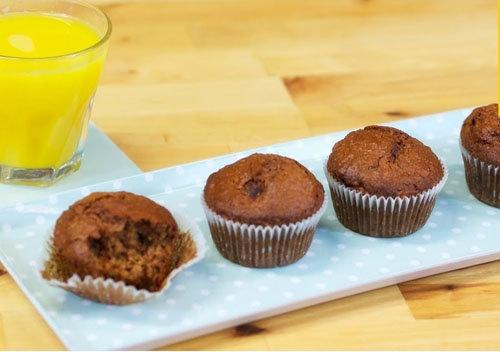Маффины кексы для завтрака
