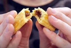 найти рецепт печенья с вареньем