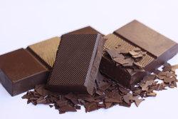 300 г черного шоколада