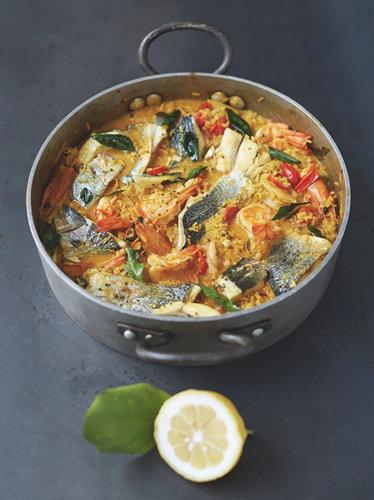 Кулинарные идеи на 8 Марта. Филе рыбы под соусом карри