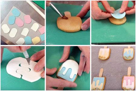 Мастер-класс Детское печенье 2