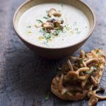 Суп с грибами рецепт с чабаттой