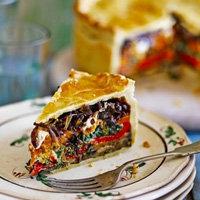 Как приготовить пирог для пикника
