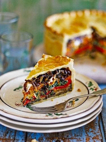 Как приготовить пирог п