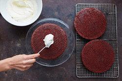 Красный Бархат - рецепт торта 10
