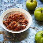 Зеленые помидоры рецепт чатни