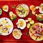 Блюда из рыбы рецепты CEVICHE
