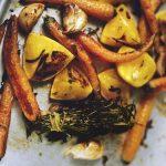Меню на Великий Пост. Рецепты из моркови