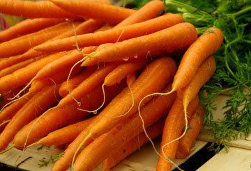 Рецепты из моркови