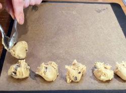 тесто для печенья 3