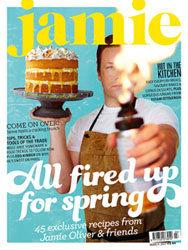 Рецепт батончиков из весеннего номера Jamie Magazine