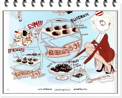 Шоколадное печенье рецепт 6