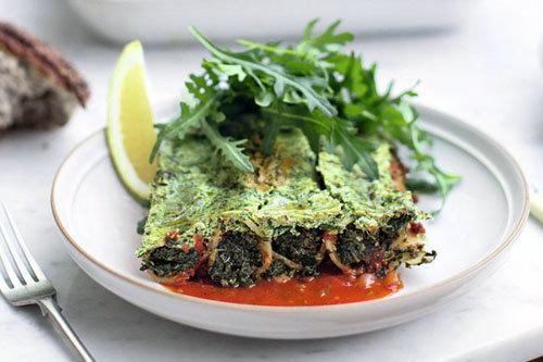Каннеллони рецепт с овощами