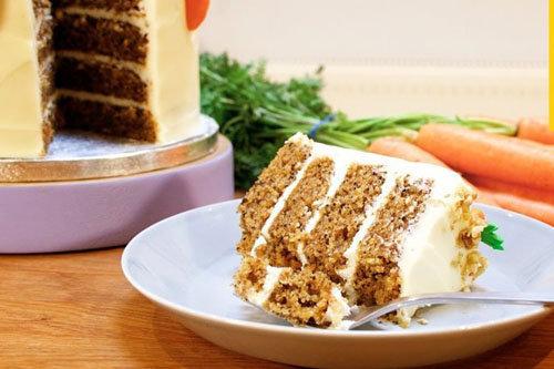 Лучший морковный торт рецепт от Джеммы