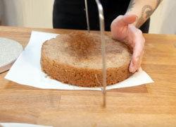 Мастер-класс Лучший морковный торт рецепт от Джеммы. Шаг 12
