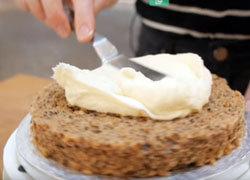Мастер-класс Лучший морковный торт рецепт от Джеммы. Шаг 14