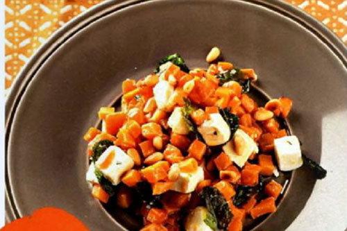 Теплый салат — Рецепты Джейми Оливера