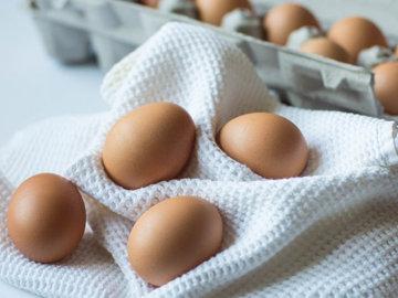 Яйца для меренги