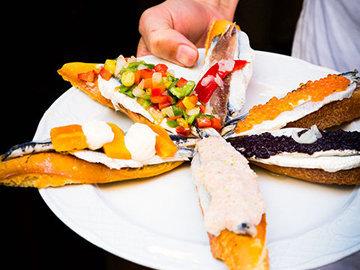 7. На тропе пинчос (закуски) в Сан-Себастьяне