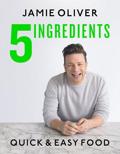 Новая книга 5 ингредиентов - Быстрые и легкие рецепты