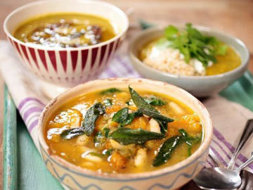 Три супа