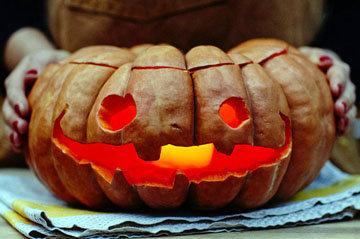 Как приготовить тыкву для Хэллоуина