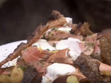 как приготовить лосось на гриле с великолепной хрустящей кожицей