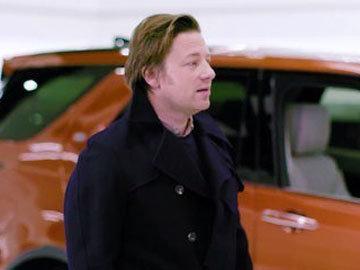 Джейми выбирает Land Rover