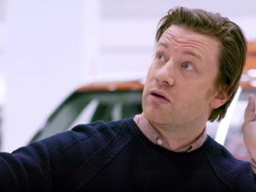 Джейми заказывает свой кулинарный автомобиль-кухню