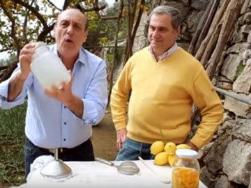 Как приготовить лимончелло 3