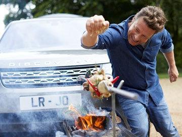 На колесах готовить