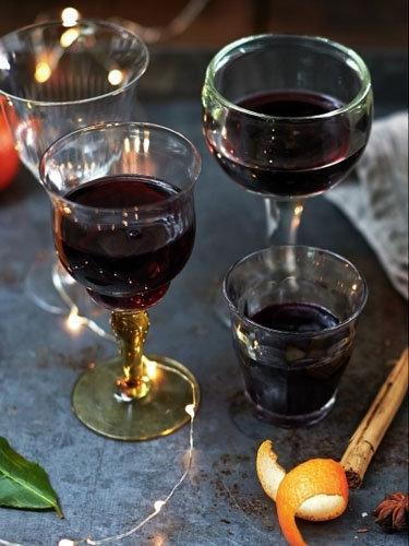 Новогодний стол рецепты напитков