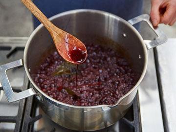 Рецепт глинтвейна с сиропом 5