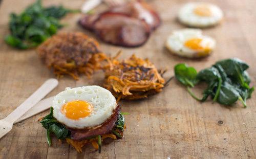 Блюда на завтрак
