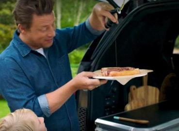 Еда на колесах - не фантастика