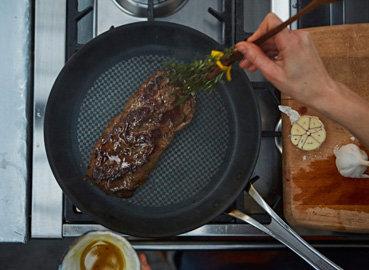 Мастер-класс Джейми Оливера Как готовить стейк 5