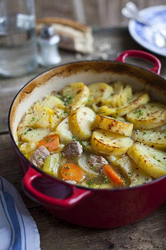 Рецепт рагу по-ирландски
