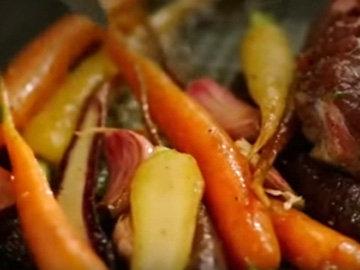 Мастер класс Джейми Оливера Баранина с морковью 5