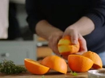 Мастер класс Джейми Оливера Баранина с морковью 6