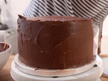 Торт из блинов. Шаг 11