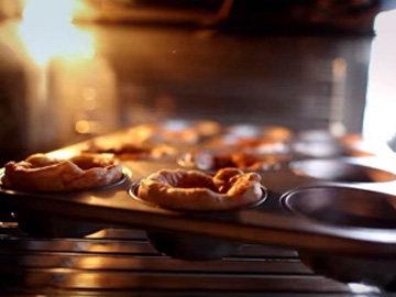 Запекать в нагретой духовке