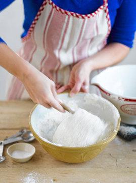 готовим хлеб 1