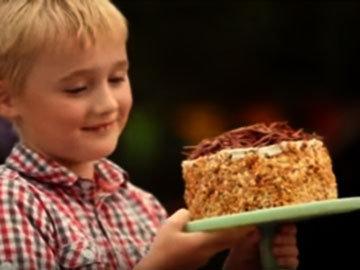 Блинный торт 1
