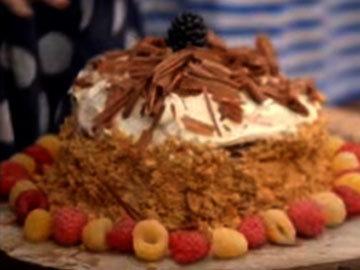 Блинный торт 7