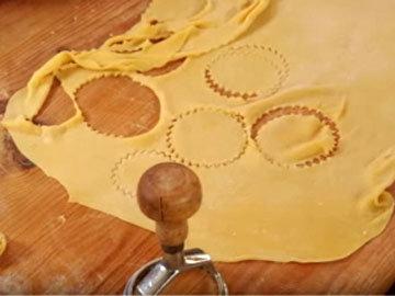 Как готовить домашние тортеллини 1