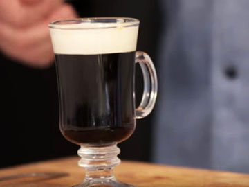 Классический ирландский кофе