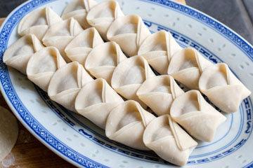 Суп с пельменями на китайский манер 3