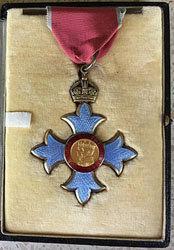Ее заслуги были высоко оценены Британской империей
