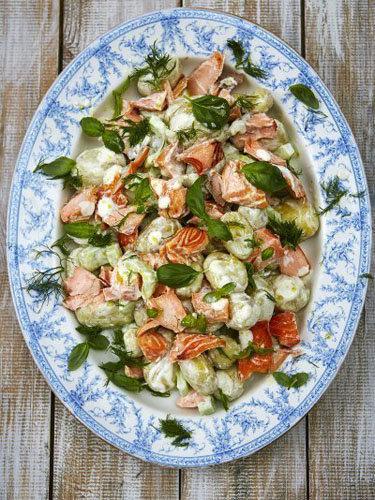 Лучшие рецепты блюд с лососем Основные блюда | Гранд кулинар | 500x375