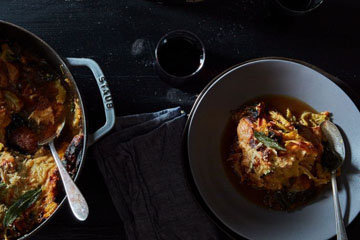 Итальянский хлебный суп